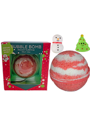 Two Sisters  Christmas Squishy Surprise Bubble Bath Bomb - Product Mini Image
