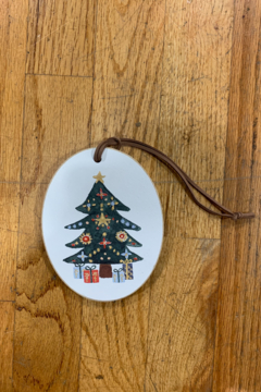 Clairmont & Co Christmas Tree Ornament - Alternate List Image