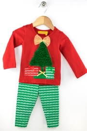 haven girl Christmas Tree Set - Front cropped