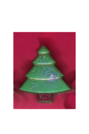 The Birds Nest CHRISTMAS TREE SOAP - Front cropped