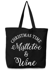 Arden Clothing Christmastime Canvas Tote - Product Mini Image