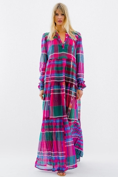 Christophe Sauvat Madras Camy Dress - Product List Image