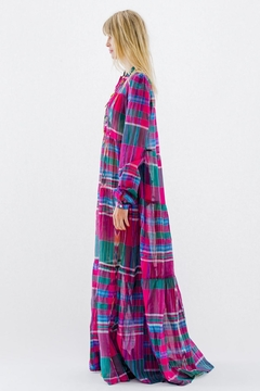 Christophe Sauvat Madras Camy Dress - Alternate List Image