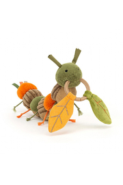 Jellycat  Christopher Caterpillar Activity Toy - Product Mini Image