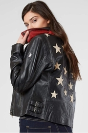 Mauritious Christy Stars Leather - Front cropped