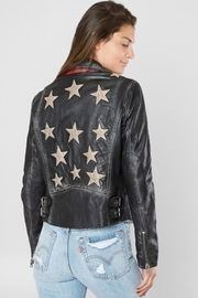 Mauritious Christy Stars Leather - Side cropped