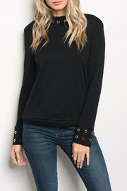 Christy & Co. Black Top - Product Mini Image