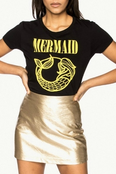Shoptiques Product: Mermaid Graphic T-Shirt