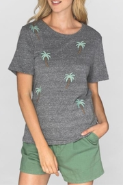 CHRLDR Palm Stitch - Wide T-Shirt - Product Mini Image