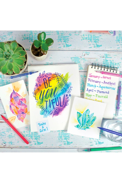 Ooly Chroma Blends Heavy Weight Watercolor Paper - Alternate List Image