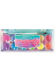Ooly Chroma Blends Pearlescent Watercolor set - Product Mini Image
