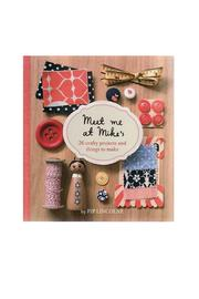 Shoptiques Product: Crafty Project Book