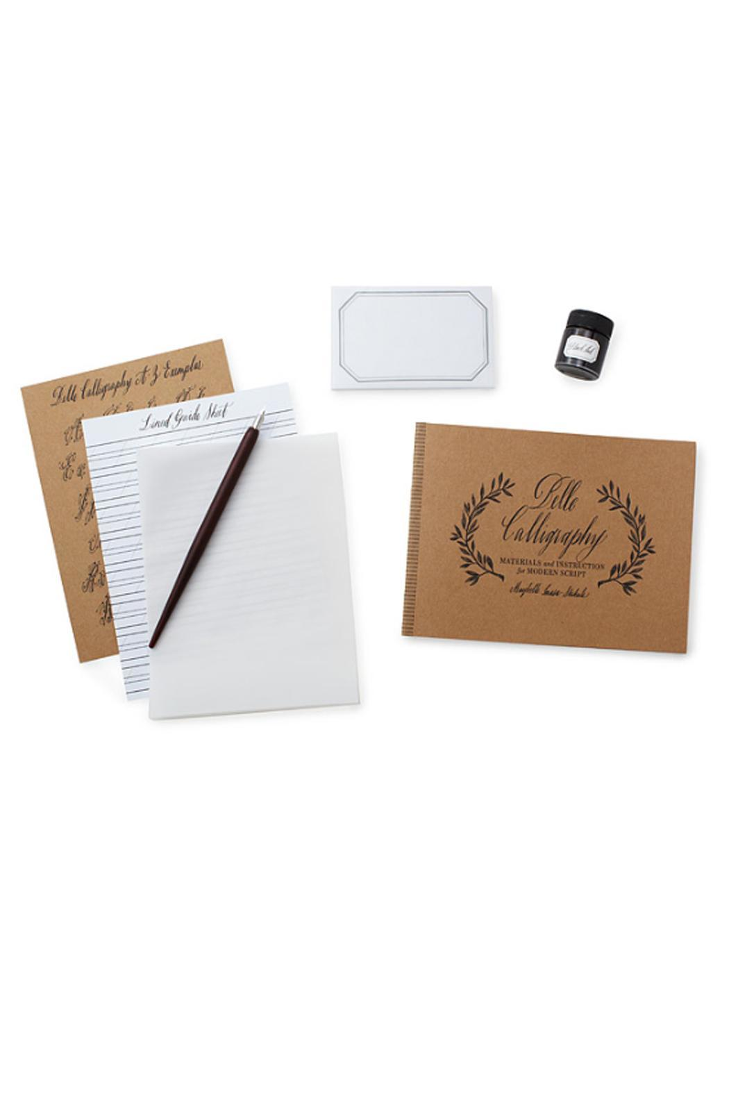 Chronicle Books Belle Calligraphy Kit From Montana By