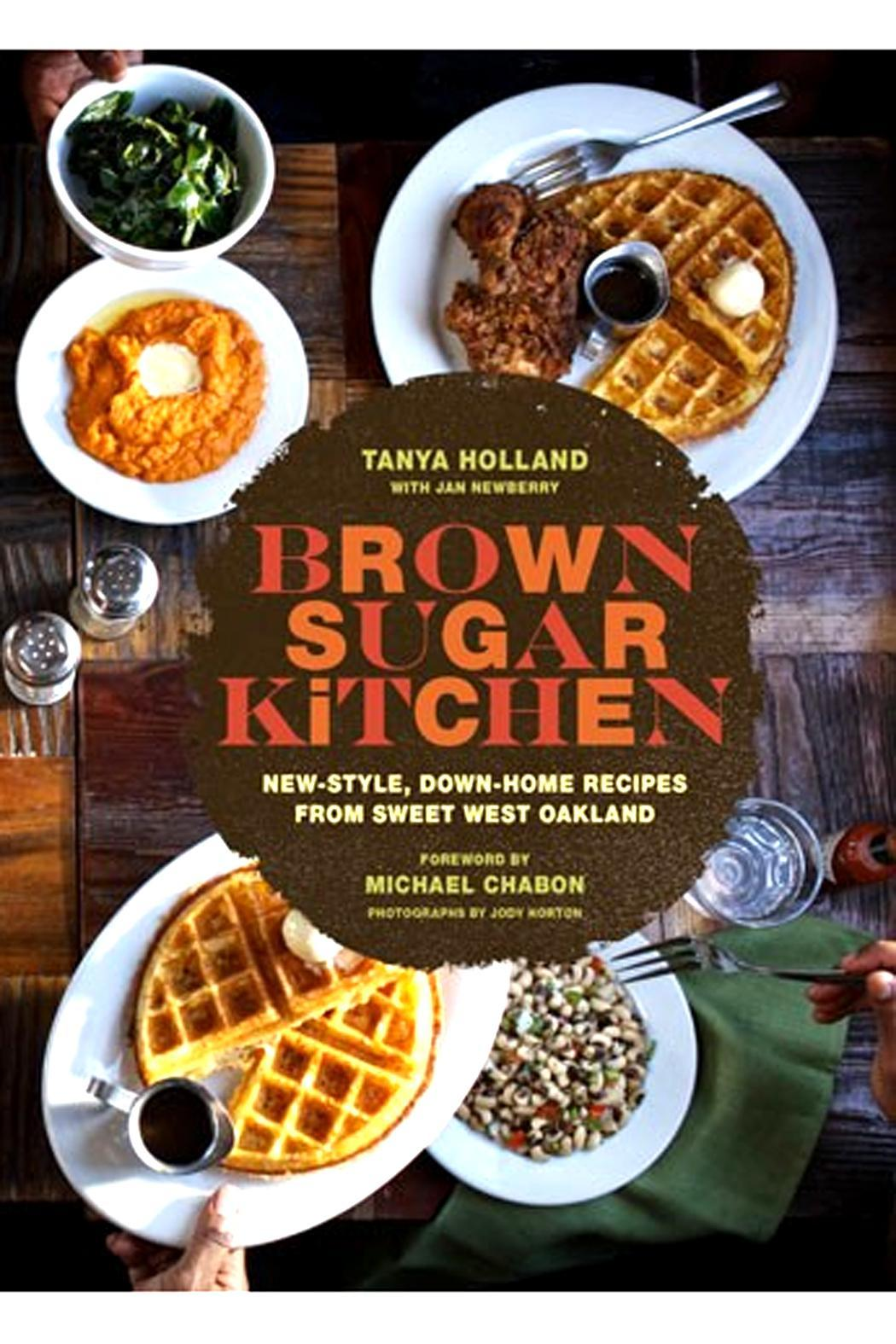 Chronicle Books Brown Sugar Kitchen Book - Front Cropped Image