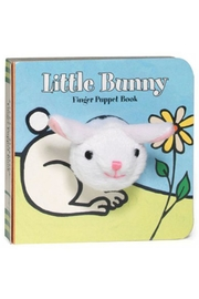Chronicle Books Bunny Finger-Puppet Book - Front cropped
