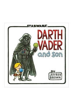 Chronicle Books Darth Vader And Son - Alternate List Image