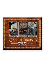Chronicle Books Game Of Thrones Tarot Card Deck - Product Mini Image