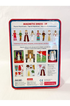 Chronicle Books Girl Power! Magnetic Dress-Up - Alternate List Image