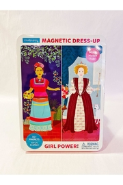 Chronicle Books Girl Power! Magnetic Dress-Up - Product Mini Image