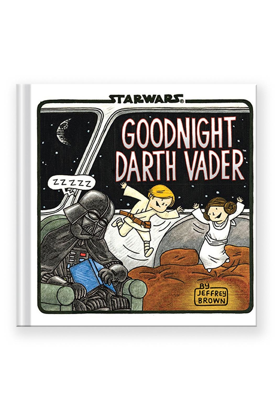 Chronicle Books Goodnight Darth Vader - Front Cropped Image
