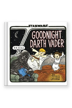 Shoptiques Product: Goodnight Darth Vader