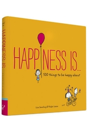 Chronicle Books Happiness Is... Book - Product Mini Image