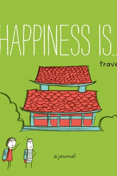 Chronicle Books Happiness Travel Journal - Alternate List Image
