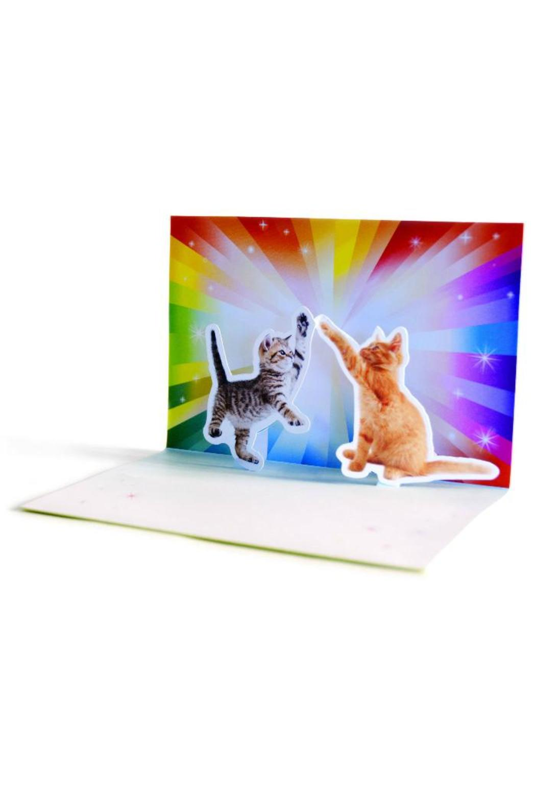Chronicle Books High Five Notecards - Front Full Image