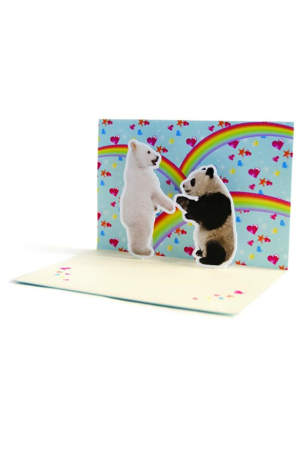 Chronicle Books High Five Notecards - Side Cropped Image