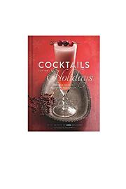 Chronicle Books Holiday Cocktails Book - Product Mini Image