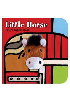 Chronicle Books Horse Finger-Puppet Book - Alternate List Image