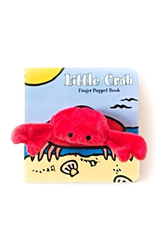 Chronicle Books Little Crab Book - Alternate List Image