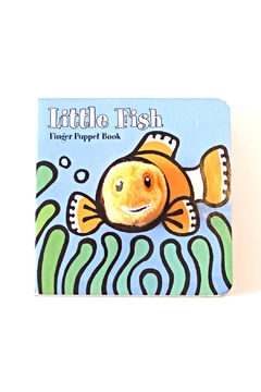 Chronicle Books Little Fish Book - Product List Image