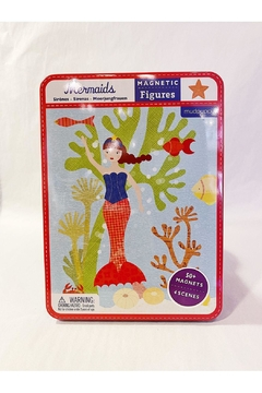 Chronicle Books Mermaid: Magnetic Figures - Product List Image