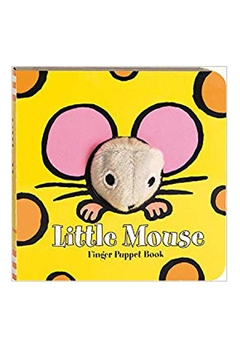 Chronicle Books Mouse Finger-Puppet Book - Alternate List Image