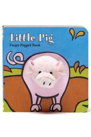Chronicle Books Pig Finger-Puppet Book - Product Mini Image