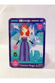 Chronicle Books Princess Magic: Magnetic Dress-Up - Front cropped