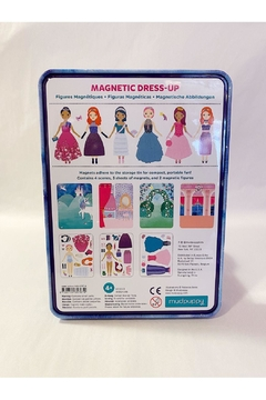 Chronicle Books Princess Magic: Magnetic Dress-Up - Alternate List Image