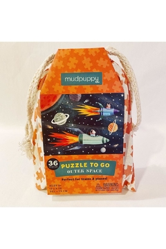Chronicle Books Puzzle To Go: Outer Space - Product List Image