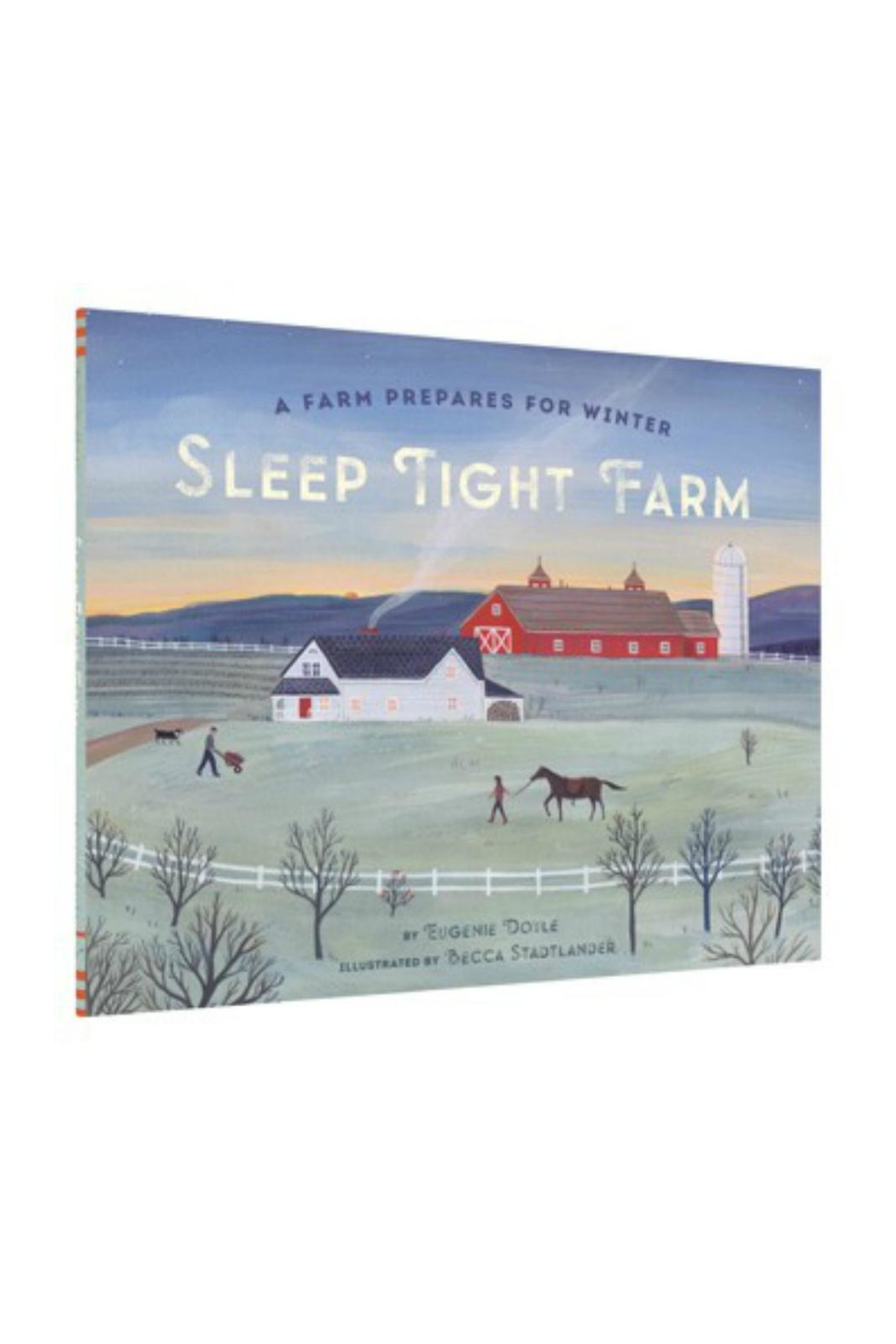 Chronicle Books Sleep Tight, Farm - Front Cropped Image