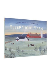 Chronicle Books Sleep Tight, Farm - Front cropped
