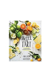 Chronicle Books Sweet And Tart Cookbook - Front cropped