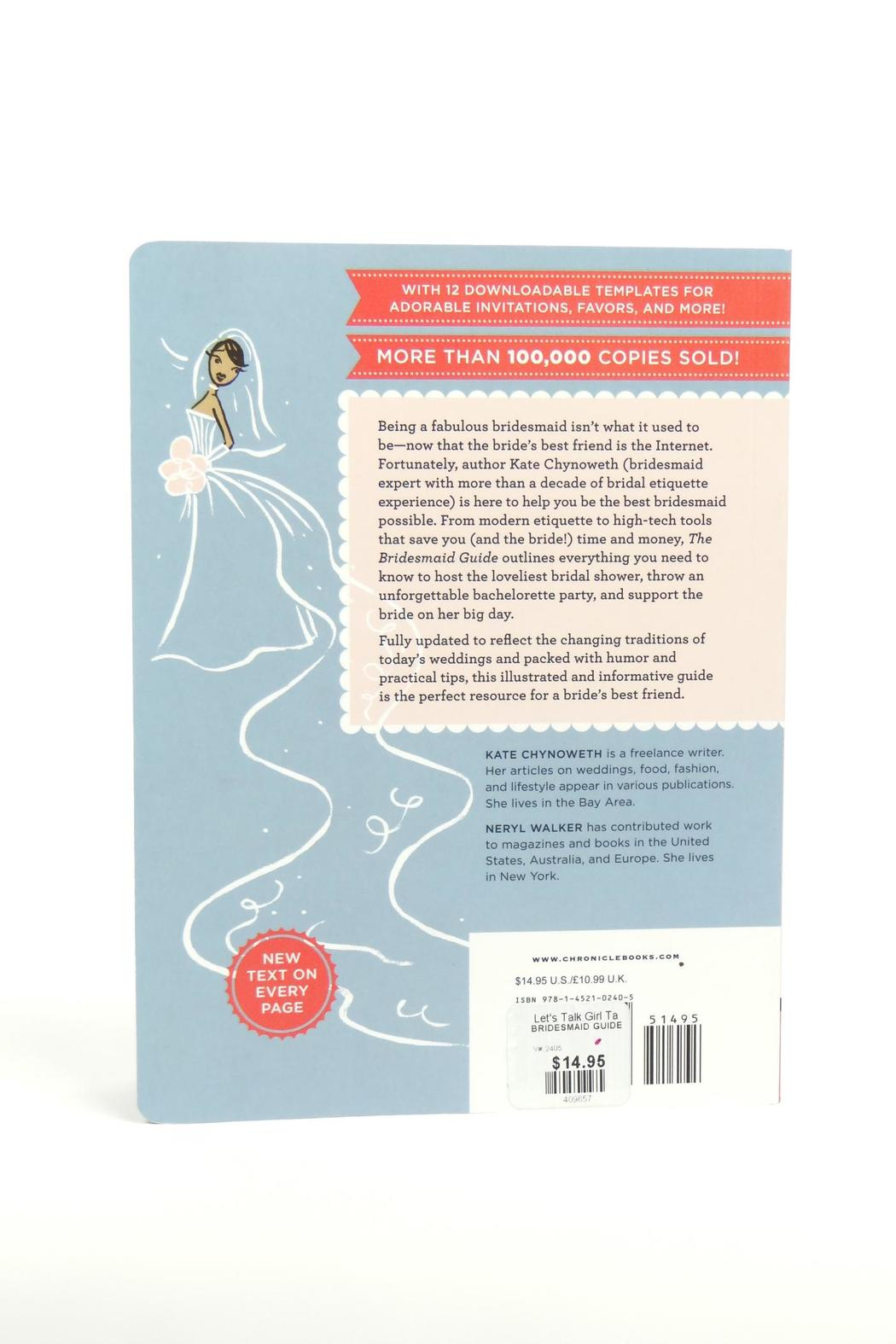 Chronicle Books The Bridesmaid Guide - Side Cropped Image