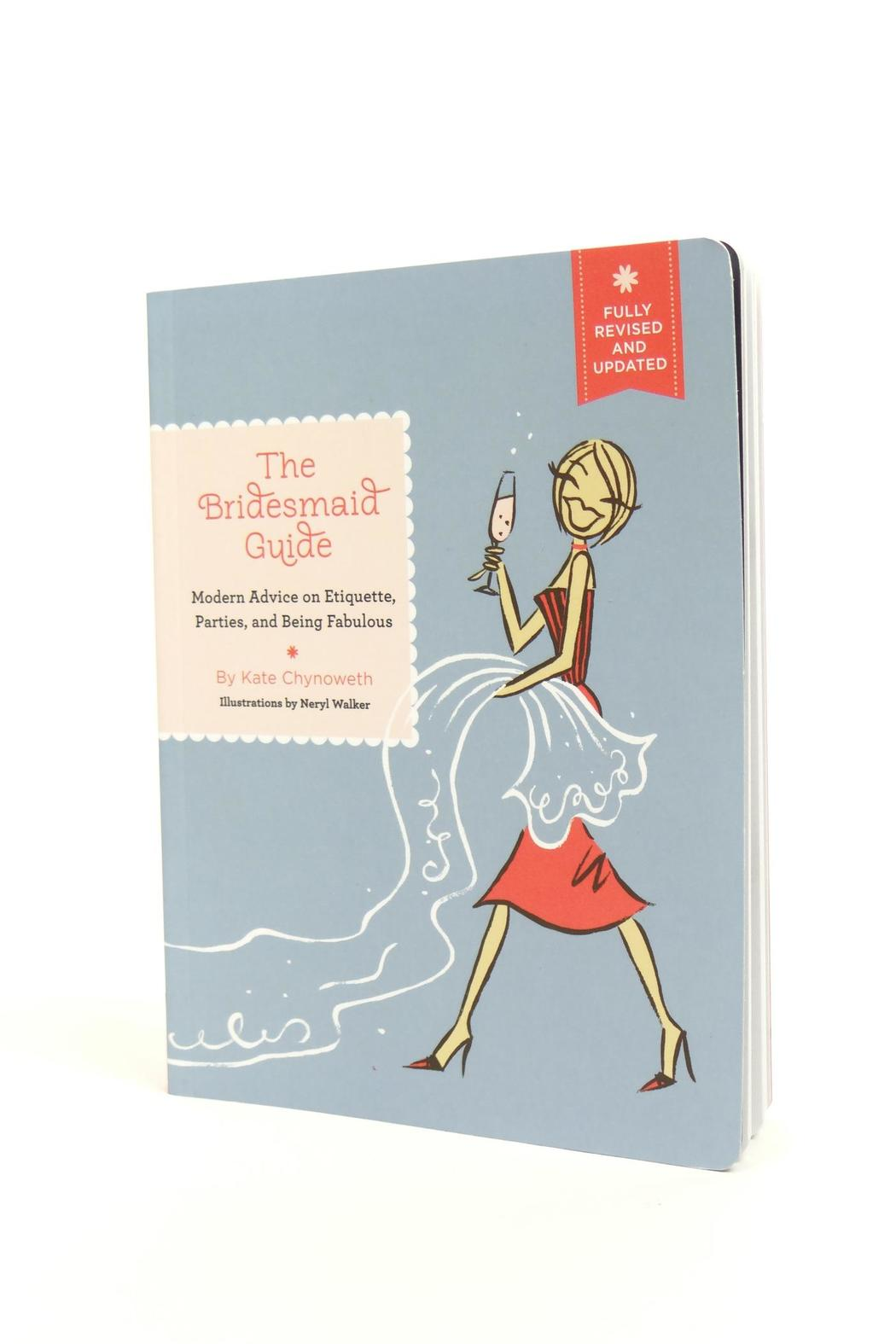 Chronicle Books The Bridesmaid Guide - Main Image