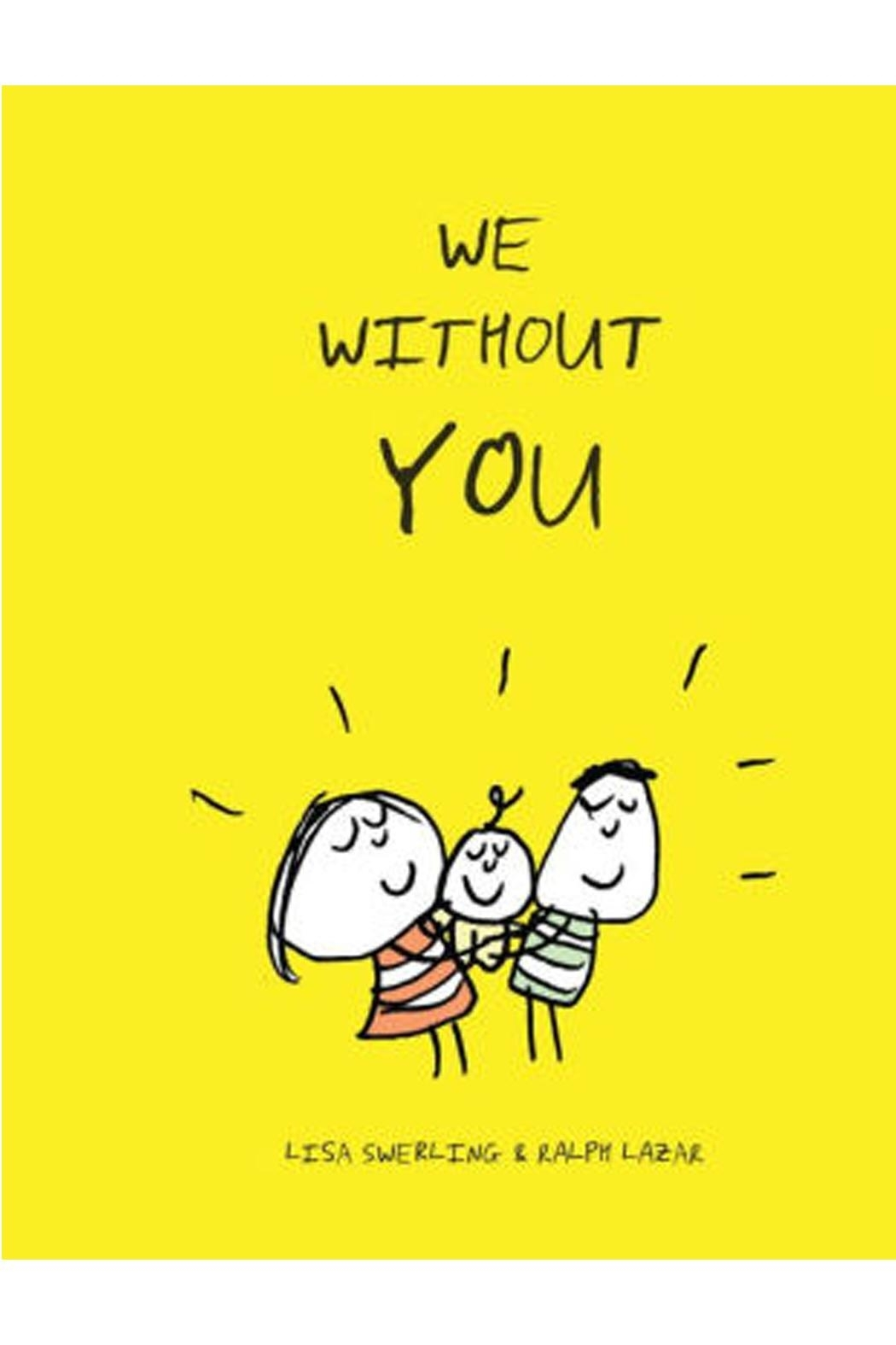 Chronicle Books We Without You - Main Image