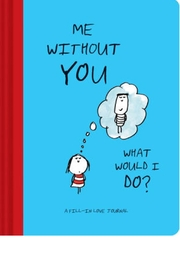 Chronicle Books Without You Journal - Front cropped