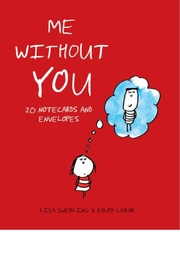 Chronicle Books Without You Notecards - Front cropped