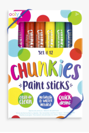 Ooly Chunkies Paint Sticks - Product Mini Image