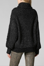FATE by LFD Chunky cableknit sweater - Front full body