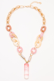 Nakamol  Chunky Chain Necklace - Front cropped